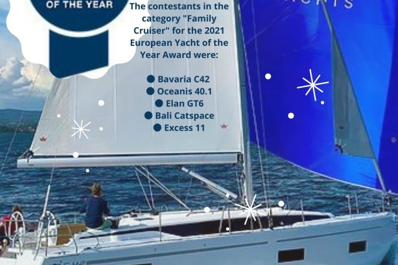Bavaria C 42 European Yacht of the year